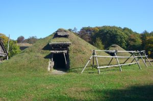 Jomon Shell Mound at Satohama